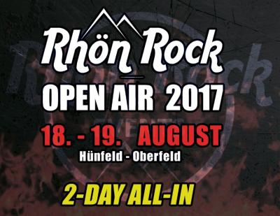 2 DAY ALL IN - Open Air 2017